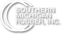 Southern Michigan Rubber Retina Logo